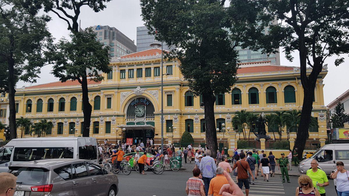 Vietnám, Ho Chi Minh főtér