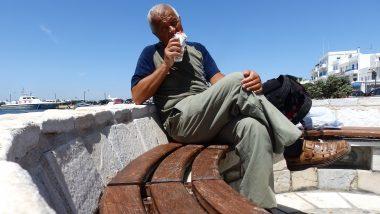 Görögország, Naxos pihenés